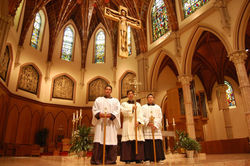 Holy Names Cathedral, Chicago, IL