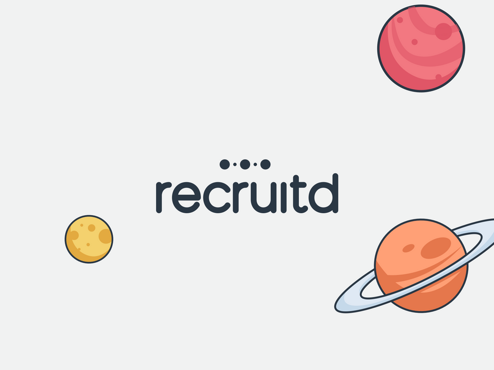 Recruitd Brand