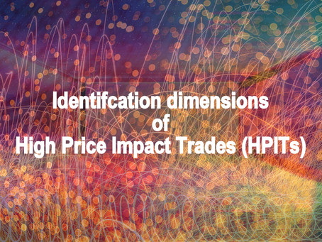 Information Environments and High Price Impact Trades: Implication for Volatility and Price Efficien