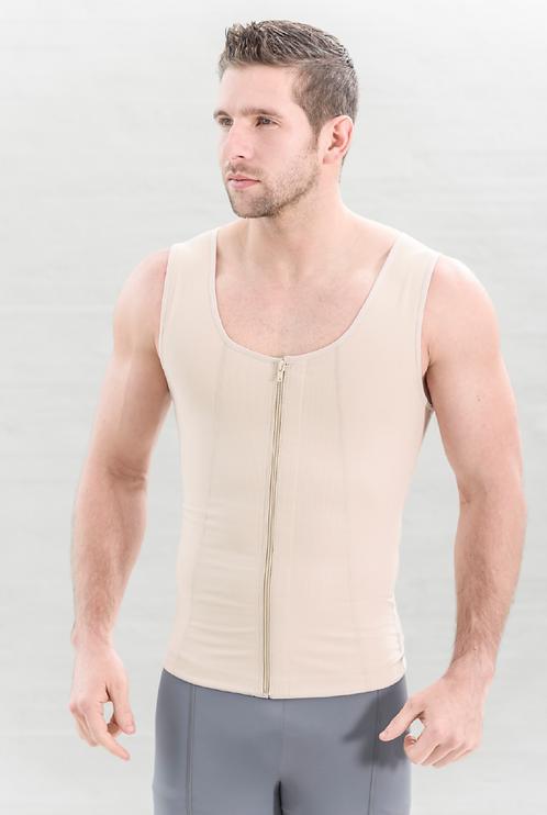 7001 - Men Compression Garment Vest Style