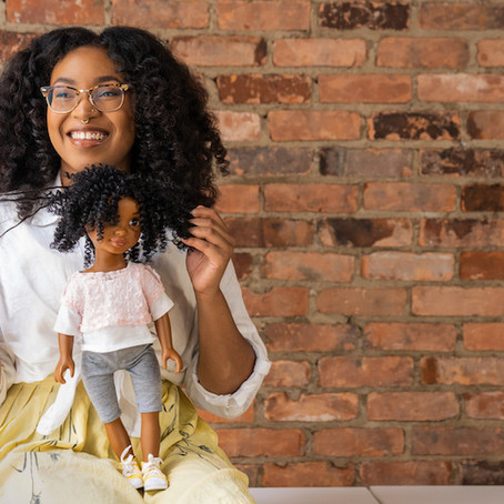 Lightship Capital Leads Round for Healthy Roots Dolls