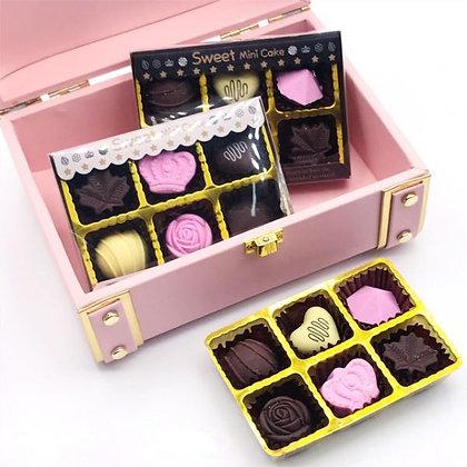 Erasers - Sweet Stuff - Set of 6