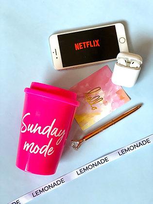 Travel Mug - Sunday Mode