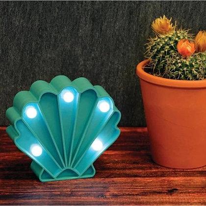 Mini Marquee Light - Sea Shell