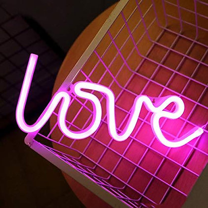 LED Neon Light - Love
