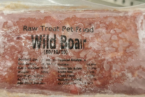Wild Boar 80/10/10