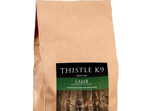 Adult Lamb with Sweet Potato & Mint