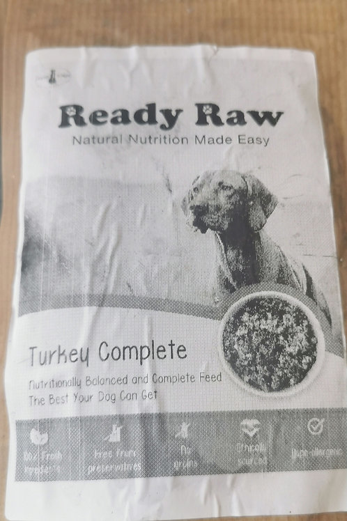 Ready Raw Turkey Complete 209g