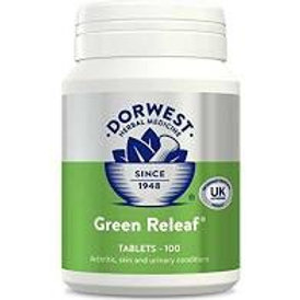 Dorwest Herb Green Releaf