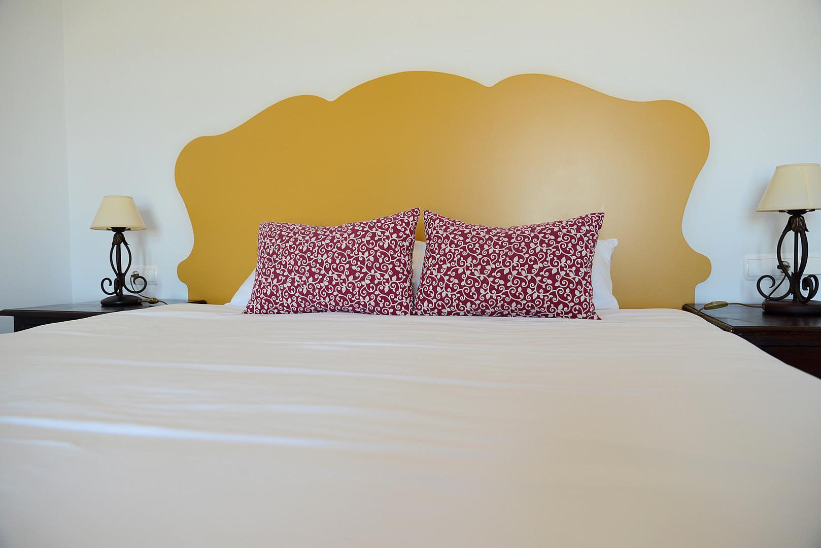 chambre hôtel Andalousie