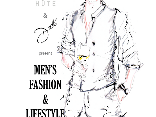 "15.08.2019 Vernissage - ""MEN's FASHION & LIFESTYLE"" at BOUQUET Gallery"
