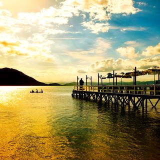 Pier em Florianópolis
