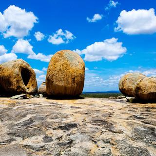 Pedras em Cabaceiras