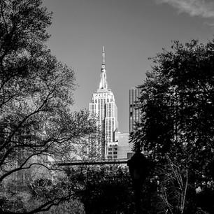 """Obra """"NY I Empire State PB"""", 2019"""