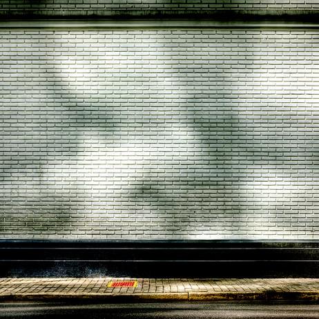 """Obra """"Ponto de ônibus"""", 2009"""