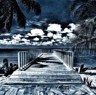 """Obra """"Pier I Azul"""", 2011"""