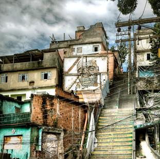 """Obra """"Morro da Providência"""", 2012"""