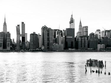 New York | Skyline P&B