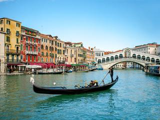 Veneza Gôndola Cor