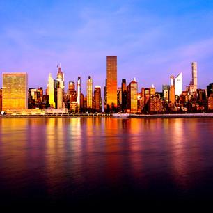 """Obra """"NY I Skyline"""", 2019"""