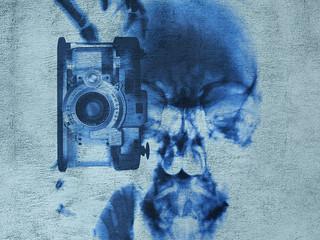 Caveira Azul