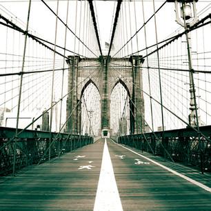 "Obra ""NY I Brooklyn Bridge PB"", 2019"
