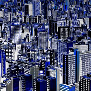 """Obra """"São Paulo I Centro"""", 2005"""