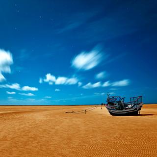Barco no Deserto