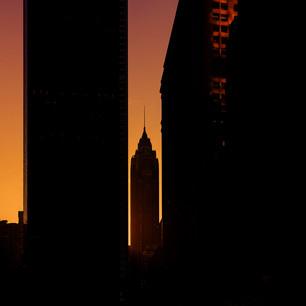 """Obra """"NY I Empire State"""", 2019"""