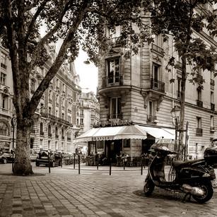 """Obra """"Paris I St Michel"""", 2011"""