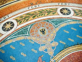 Milão Mosaicos Galeria