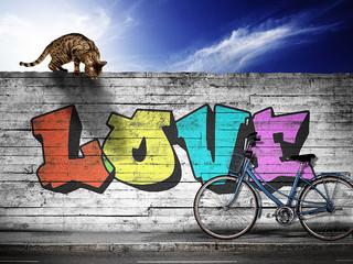 Grafite Love
