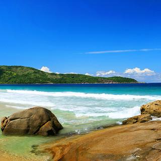 Panorâmica Praia