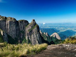 Montanhas em Teresópolis