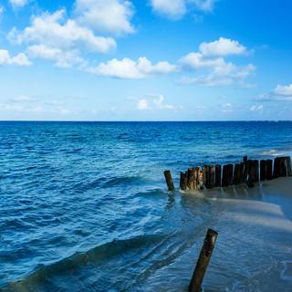 Praia | Azul