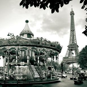 """Obra """"Paris I Carrossel"""", 2011"""