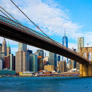 """Obra """"NY I Brooklyn Bridge"""", 2019"""