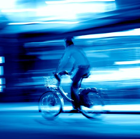 """Obra """"Paris I Ciclista"""", 2011"""