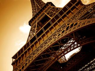 Torre Eiffel Sépia