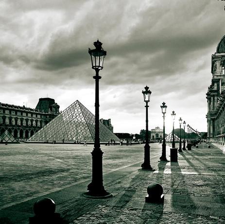 "Obra ""Paris I Louvre"", 2012"