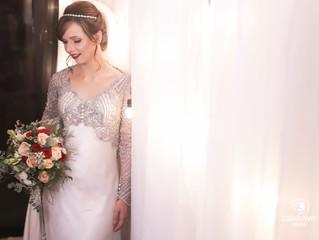 Casamento intimista da Andrea e do Sadaqat Ali