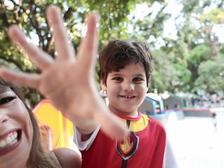 Aniversário Infantil no Clube Alemão Recife - PE