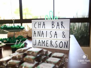 Chá Bar Anaísa e Jamerson
