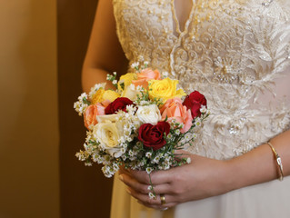 Casamento Evangélico na sala vip do Ponteio Grill - Recife PE