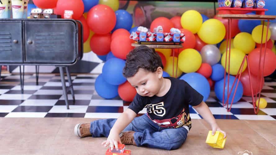 Mateus 2 anos - No Quintal como antigame