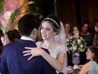 Casamento de Lays e André
