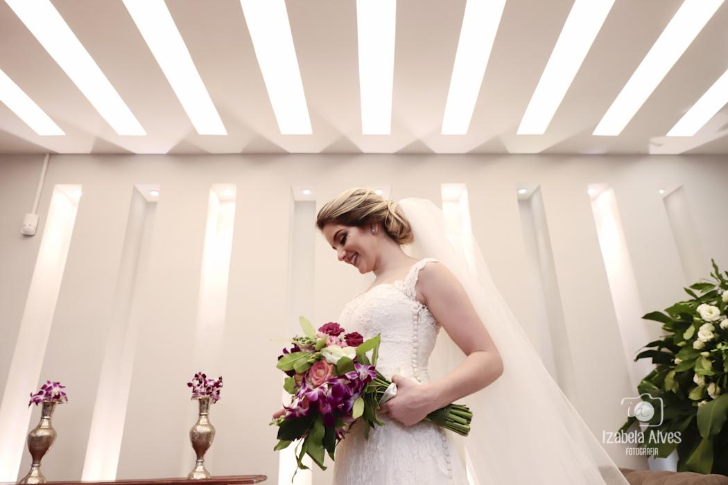 Casamento Carol e Leonardo - La Salle - Recife PE-99