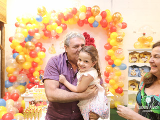 Eduarda 4 anos - Game Box Rio Mar