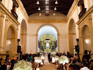 Casamento de Rafaela e Sérgio