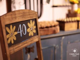 Aniversário 40 anos - Arcádia